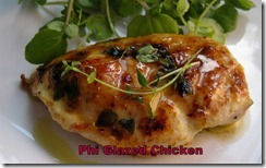 Phi Glazed Chicken