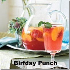 Birfday Punch